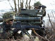 欧洲安全环境恶化:德军斥巨资购武器整军