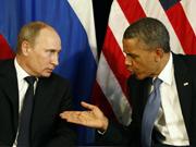普京与奥巴马同意加强俄美在叙军事协调