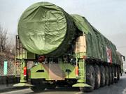 中国掌握重型导弹运载车技术