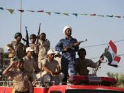 两千伊拉克民兵抵达阿勒颇:支援叙军打IS